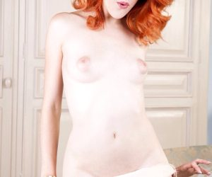 Delicious Redhead Amarna Miller – Stunning Girl, Pale Skinned Redheads – – Enjoy