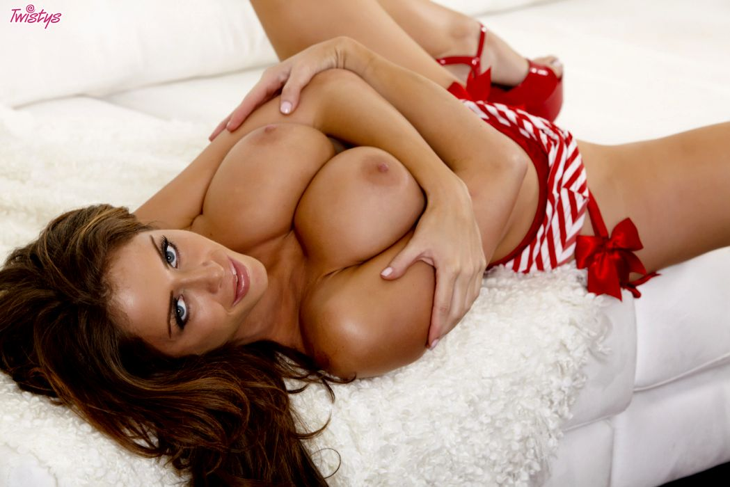 Candy Stripe Girl Emily Addison