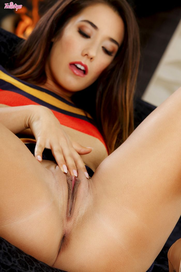 Eva Lovia – Warming Up In The Living Room – Released June 2, 2014 – She's Amazing And So Is That Thick Pretty …