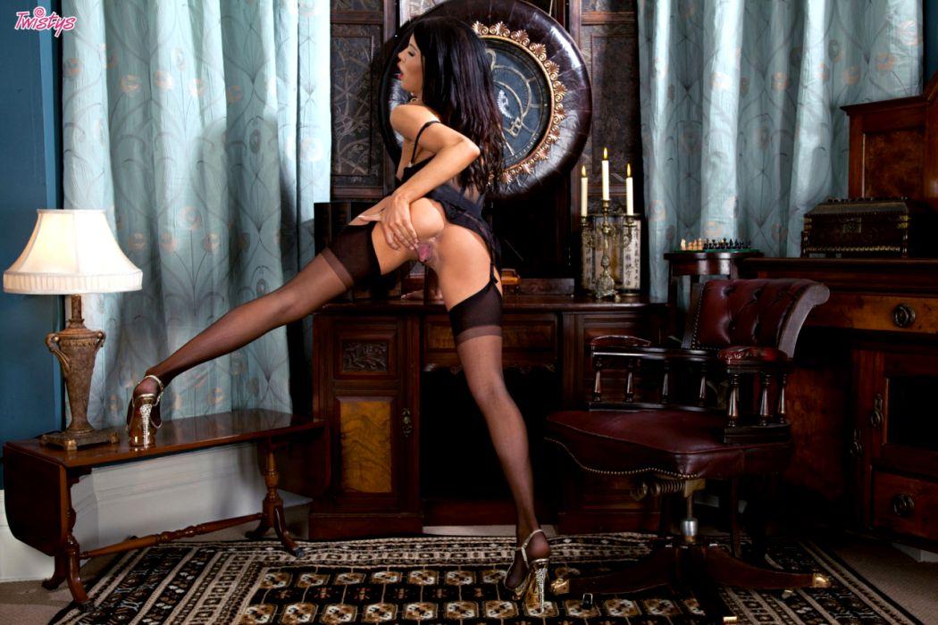 Megan Cox Centerfold Model