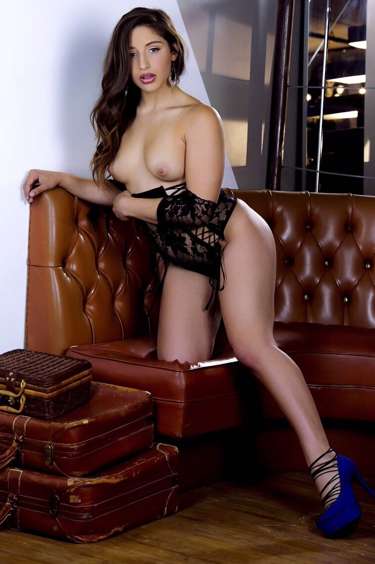 The Fabulously Sexy Pornstress Abella Danger – Great Curves, Just Hotness – Enjoy 2