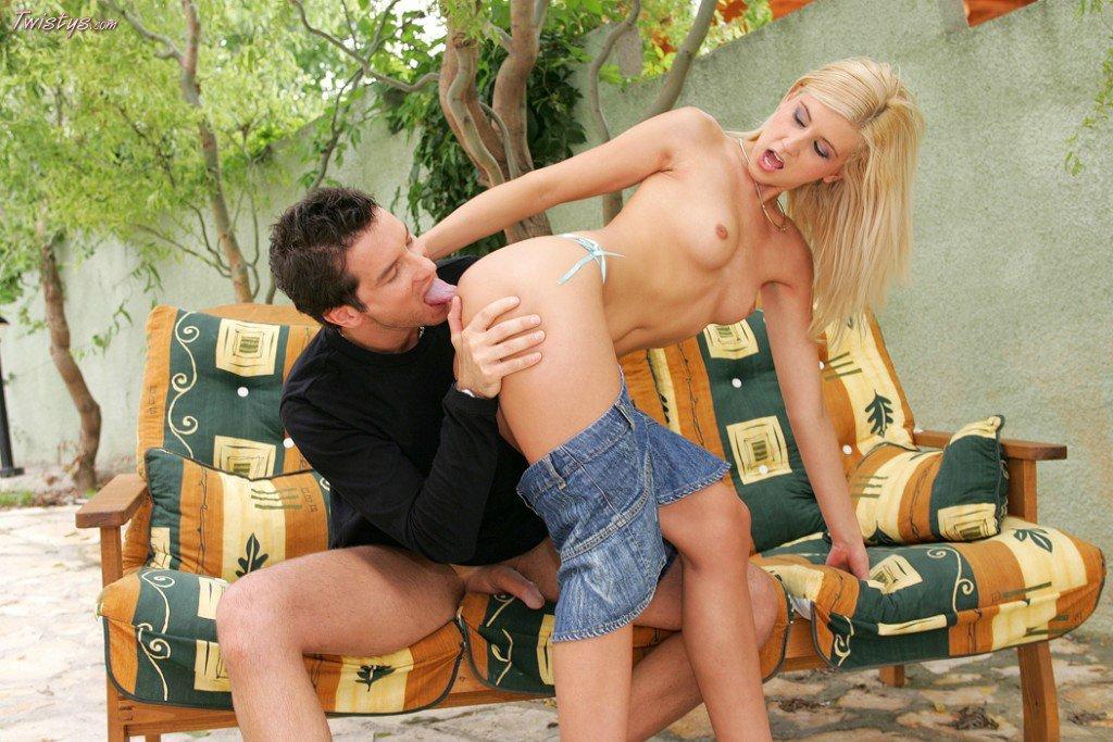 Jenny Sanders Cute Blonde Jenny Sanders Has Hot Sex With Her Boyfriend 4