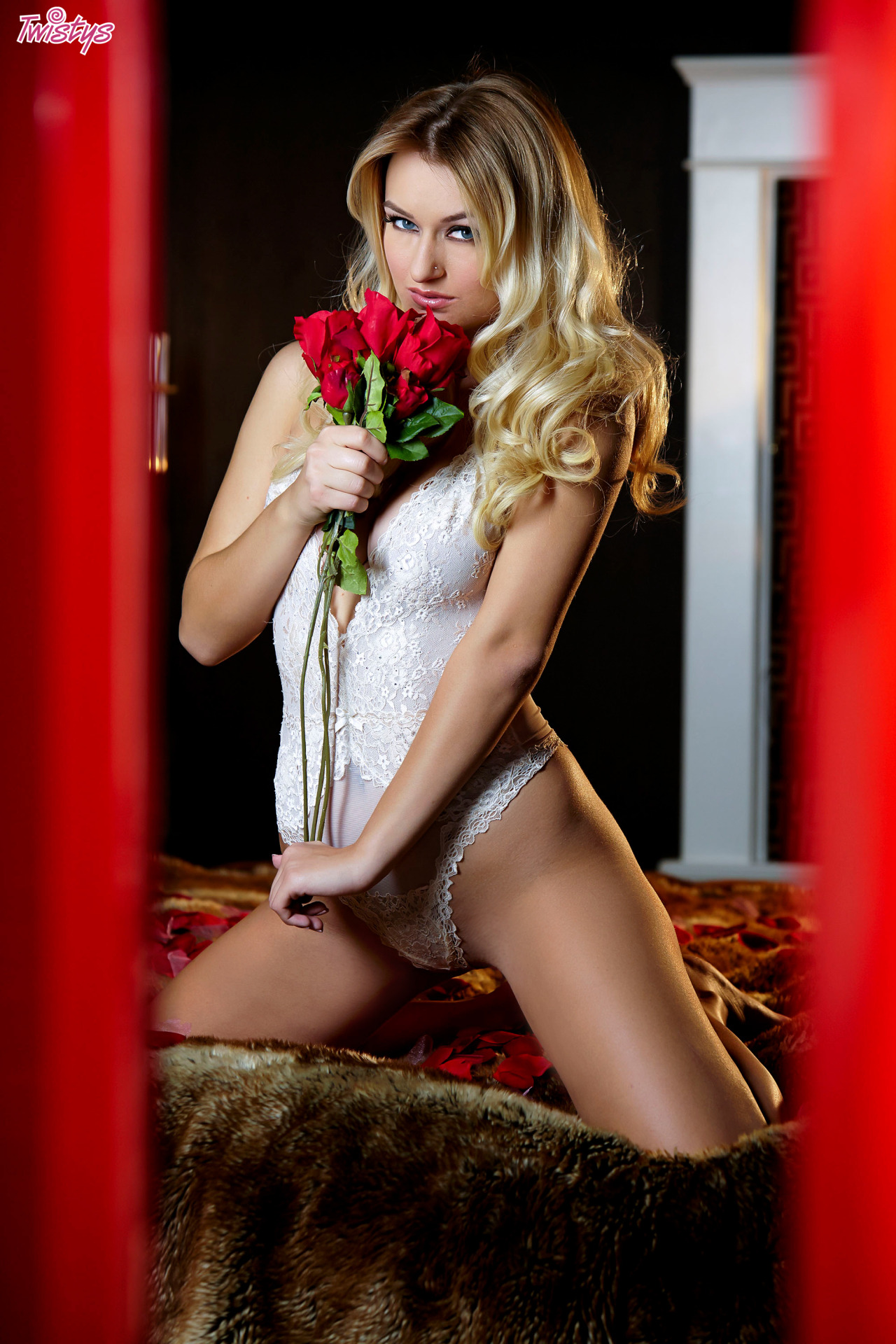 Happy Valentine's Day Natalia Starr Shot For Twistys 8