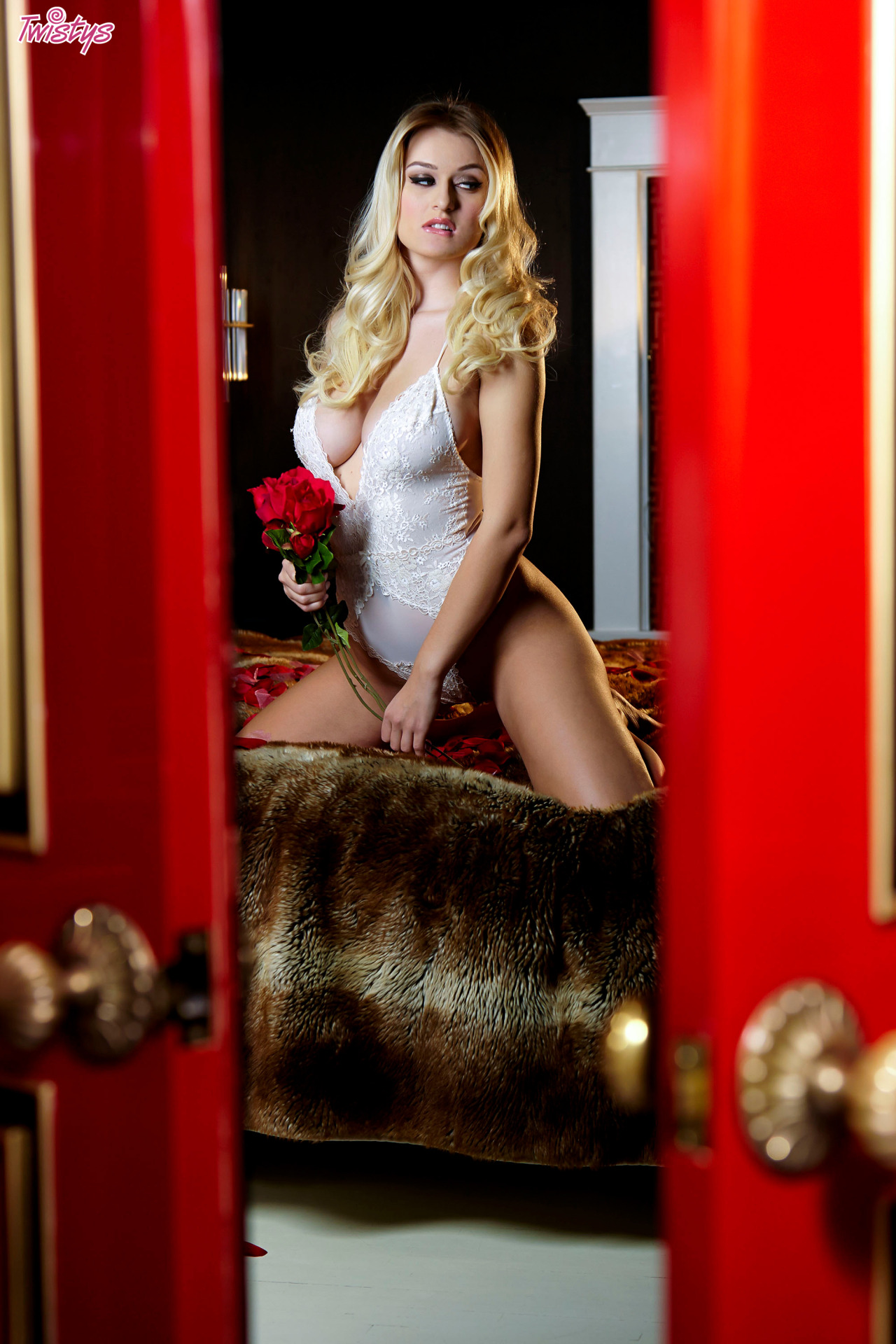 Happy Valentine's Day Natalia Starr Shot For Twistys 9