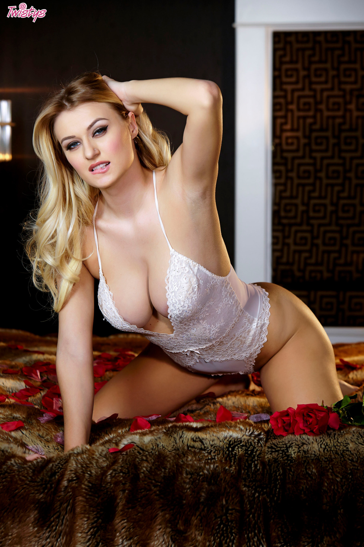 Happy Valentine's Day Natalia Starr Shot For Twistys 1