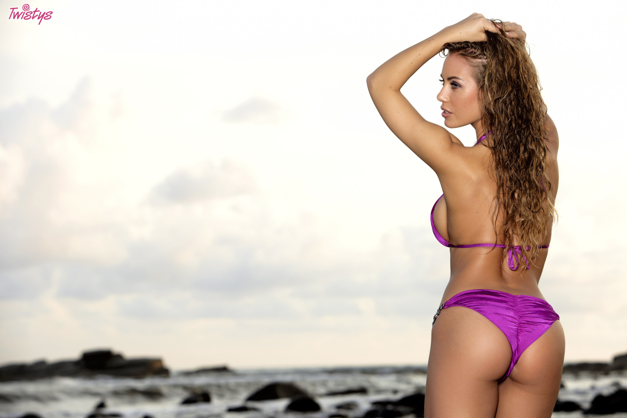 Twistysgirls – Nicole Aniston Beached Babe – – Shot By Me In Costa Rica 7