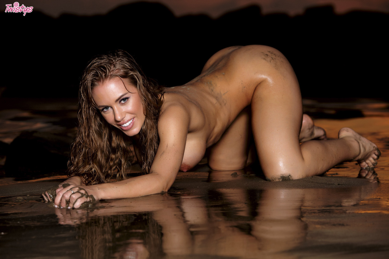 Twistysgirls – Nicole Aniston Beached Babe – – Shot By Me In Costa Rica 1