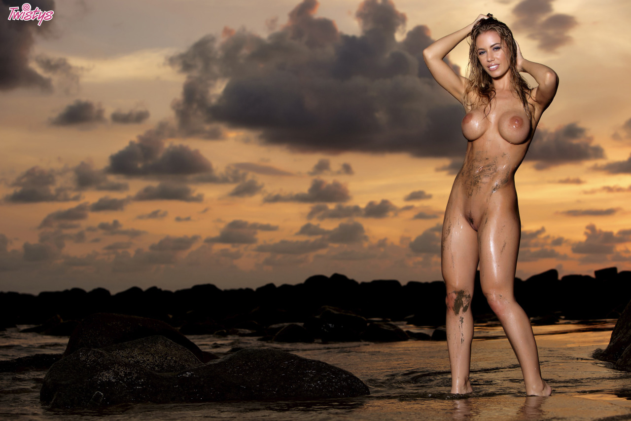 Twistysgirls – Nicole Aniston Beached Babe – – Shot By Me In Costa Rica 2
